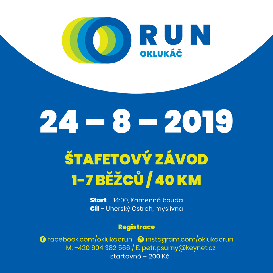 RUN Oklukáč 2019