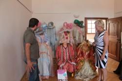 Výstava kostýmů